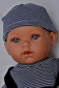 Realistické miminko chlapeček Marián od firmy Vestida de Azul