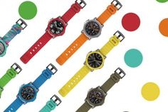 Mission start  Nixon's first Android Wear ships October 10