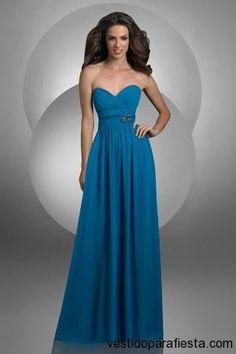 Vestidos de noche para madrinas de boda 2012 – 5