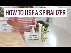 8 Life-Changing Ways to Use a Spiralizer - Pinch of Yum