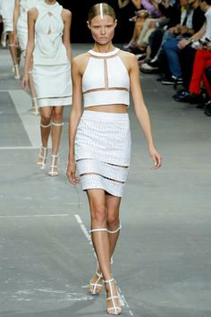 Alexander Wang Spring 2013 RTW - Review - Fashion Week - Runway, Fashion Shows and Collections - Vogue - Vogue