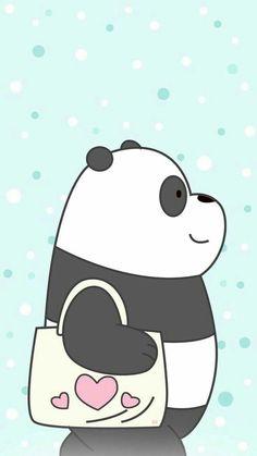 We Bare Bears Wallpaper, characters, games, baby bears episodes Cute Panda Wallpaper, Bear Wallpaper, Kawaii Wallpaper, Disney Wallpaper, Girl Wallpaper, We Bare Bears Wallpapers, Panda Wallpapers, Cute Cartoon Wallpapers, We Bear