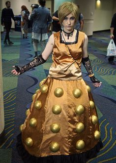 Dalek Doctor Who Costumes, Doctor Who Cosplay, Christmas Costumes, Halloween Costumes, Doctor Who Companions, Character Makeup, Dalek, Dr Who, Anniversary Parties
