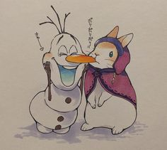 井口病院 Bunny Drawing, Bunny Art, Manga Drawing, Cute Bunny, Animal Paintings, Animal Drawings, Art Drawings, Kawaii Illustration, Amazing Drawings