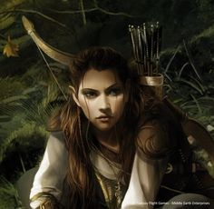 Ile masz w sobie % Elfa? Dark Fantasy, Fantasy Rpg, Fantasy World, Elfa, Warrior Princess, Fantasy Inspiration, Character Inspiration, Character Portraits, Character Art