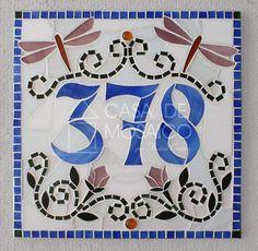 Numero mosaico