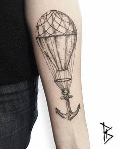 Tatuajes de anclas para darte estabilidad