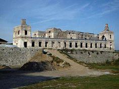 The Krzyżtopór Castle | © Alicja2614/WikiCommons