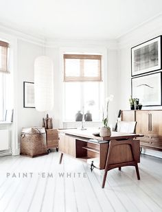I love painted floor boards, usually black but white looks great here. What renovation tips do you have, let me know. www.ultimateguidetorenovation.com.au