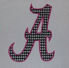 Cursive Embroidery Machine Applique Alphabets by ZoeysDesigns, $7.50
