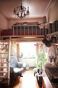 Look Inside Jemima Kirke's Apartment | Fashion Magazine | News. Fashion. Beauty. Music. | oystermag.com