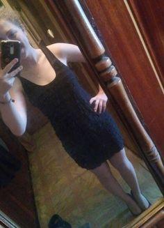 Kup mój przedmiot na #vintedpl http://www.vinted.pl/damska-odziez/krotkie-sukienki/13744335-szalowa-czarna-obcisla-sukienka-na-18-stki-uroczystosci