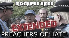 Manchester Hate Preachers EXTENDED! - MixtLupus VLogs Manchester, Hate, Christian, Youtube, Christians, Youtubers, Youtube Movies