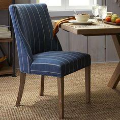 Corinne Dining Chair - Indigo  pier1  matches painting
