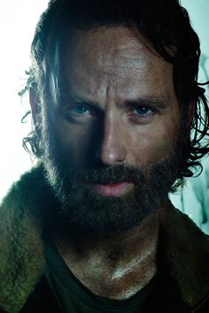 I heart dirty, bearded Rick