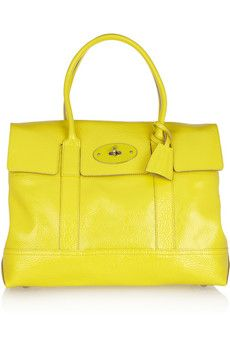Mulberry holiday bayswater patent textured-leather bag. in love! £914.38