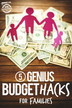These budget hacks will help you keep your sanity and stay within your means without drastically changing your lifestyle.