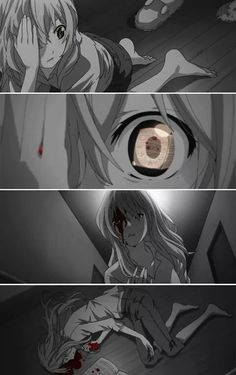 Shigatsu wa kimi no uso Why does this pic make the anime seem like a horror instead of a tear-jerking romance LOL its freakin me out