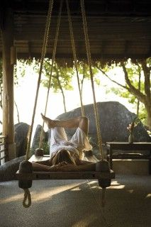 The Healthy Chef is giving you the chance to win a health spa holiday to Kamalaya, Koh Samui. The prize includes 5 Nights Accommodation in Hillside Garden Outdoor Spaces, Outdoor Living, Outdoor Decor, Outdoor Beds, Outdoor Lounge, Yoga Studio Design, Koh Samui, Samui Thailand, Thailand Retreat