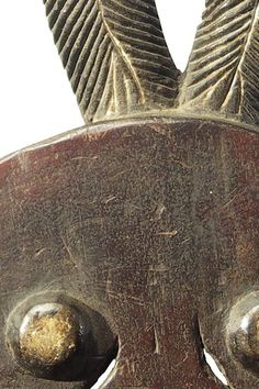 Baule Goli Mask (Kplekple Mask) 40, Ivory Coast