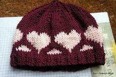 Granny's World: Free Hat Patterns