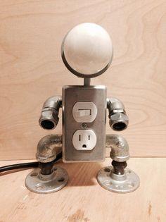 Robot la lámpara 2 en 1 v2