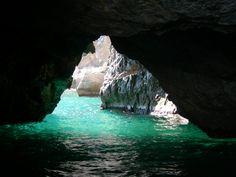 Blue Grotto, Isle of Capri, Italy