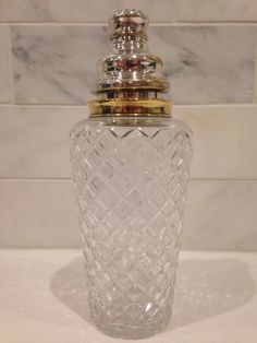 Abercrombie & Fitch Co. Vintage Martini Shaker by SierraSigurdson