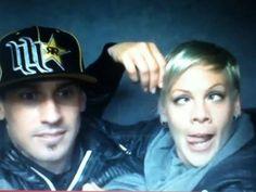 Carey and P!nk