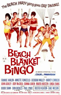 I watched all the beach movies on TV when I was a kid. Loved Frankie!