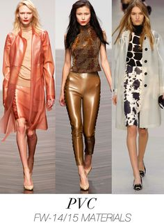 Trend Council Fabric Trends - PVC