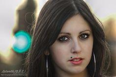 Model: Viki Taneva. Photographer: Astaroth (O.R.G.).