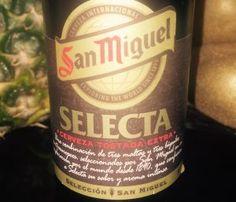 San Miguel - Selecta BeerToGo , Verkostung&Bewertung, Tasting& Rating Bier aus aller Welt. Besuchen Sie uns untern www.BeerToGo.de und helfen Sie uns unsere Datenbank zu erweitern.  Sei immer auf den neusten Stand - Newsletter können Sie unter http://beertogo.de/newsletter/ abonnieren.