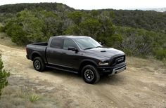Ram Rebel Crew Cab 4x4 and 5.7L V8