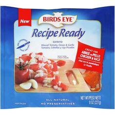 New Bird's Eye Recipe Ready Coupon | Pay As Low As 42¢ At Walmart on http://www.moneysavingmadness.com