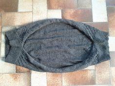 Carré magique Old Sweater, Wool Vest, Knit Crochet, Knitting, Blog, Gillet, Julie, Carole, Shawl