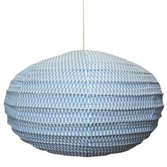 Discover this Fabric Lantern Ufo Books Bakker with Lili's : Online Shop for Decorative Objects, Lighting, Home Decor, Stationery.