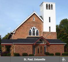 St. Paul Lutheran Church in Unionville, Michigan