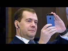 Владислав Волевой: Уважаемый и любимый народом Дмитрий Анатольевич Медведев. Биография его карьеры (1 - ВИДЕО)