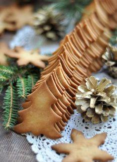 Новогоднее имбирное печенье — Вкуснота!