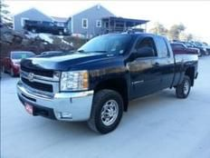 Used 2007 Chevrolet Silverado and other C/K2500 4x4 Extended Cab for sale in  Epsom, NH 03234