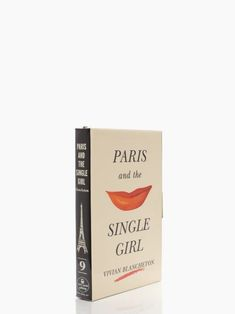 paris and the single girl book clutch - Kate Spade - LOVE!