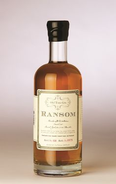 Ransom Spirits Old Tom Gin - ok, not #Whiskey but this may surprise you! Exceptional Gin. This one's a real favorite.