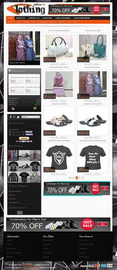 Clothing Store!    http://ut2a-4down.blogspot.com/2013/01/clothing-store-online-template-new.html