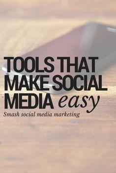 Top Tools for Social Media Content Marketing