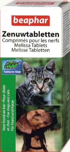 Melissa Stress Removing Tablets Beaphar