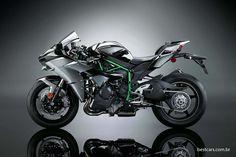 Kawasaki H2: versão de rua com compressor tem 207 cv | Best Cars