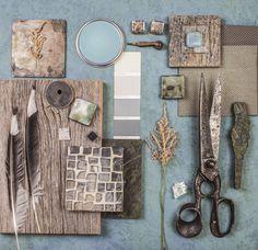March still life from Calendar MMXV. Styling by Marat Ka Studio. Mood Board Interior, Home Interior, Interior Design, Textures Patterns, Color Patterns, Material Board, Design Seeds, Spring Art, Monochrom