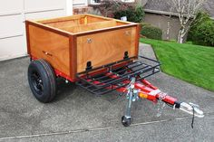 Have had a lot of questions lately about doing front racks with HF cargo carriers, here is a thread on the topic; https://tventuring.com/trailerforum/thread-72.html