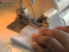 Sergers - The Differential Feed.  A FREE article and fashion sewing video tutorial, only at http://www.fashionsewingblog.com